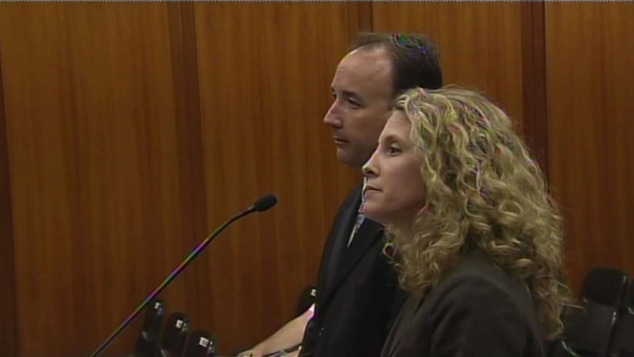 Suspect in court