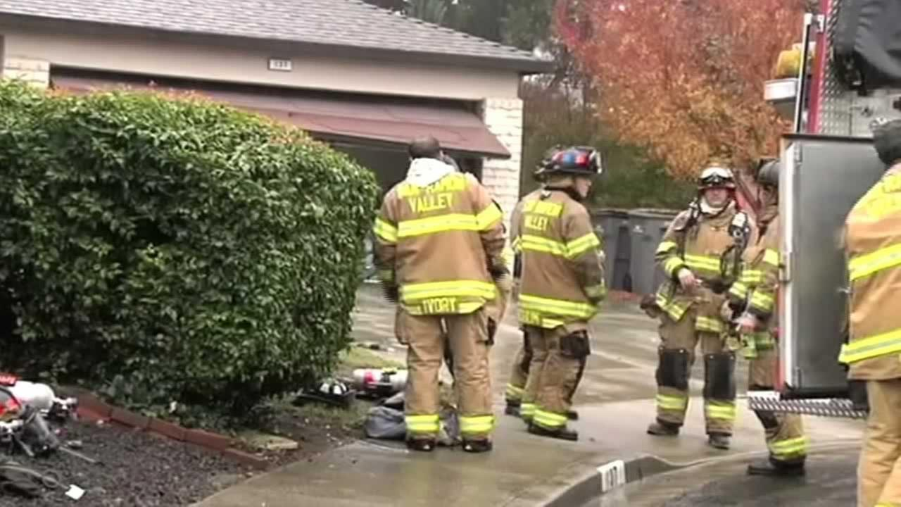 A man died in a San Ramon house fire that did not have a working smoke alarm.