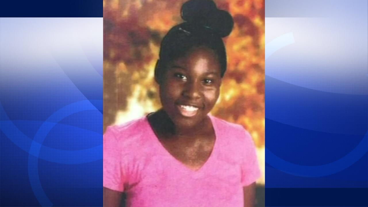 San Francisco police say missing 12-year-old Imani Howell, who was seen on International Boulevard in Oakland, has returned home.