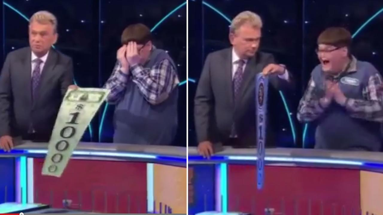 A 21-year-old from Arizona has become the first person with special needs to appear on Wheel of Fortune.