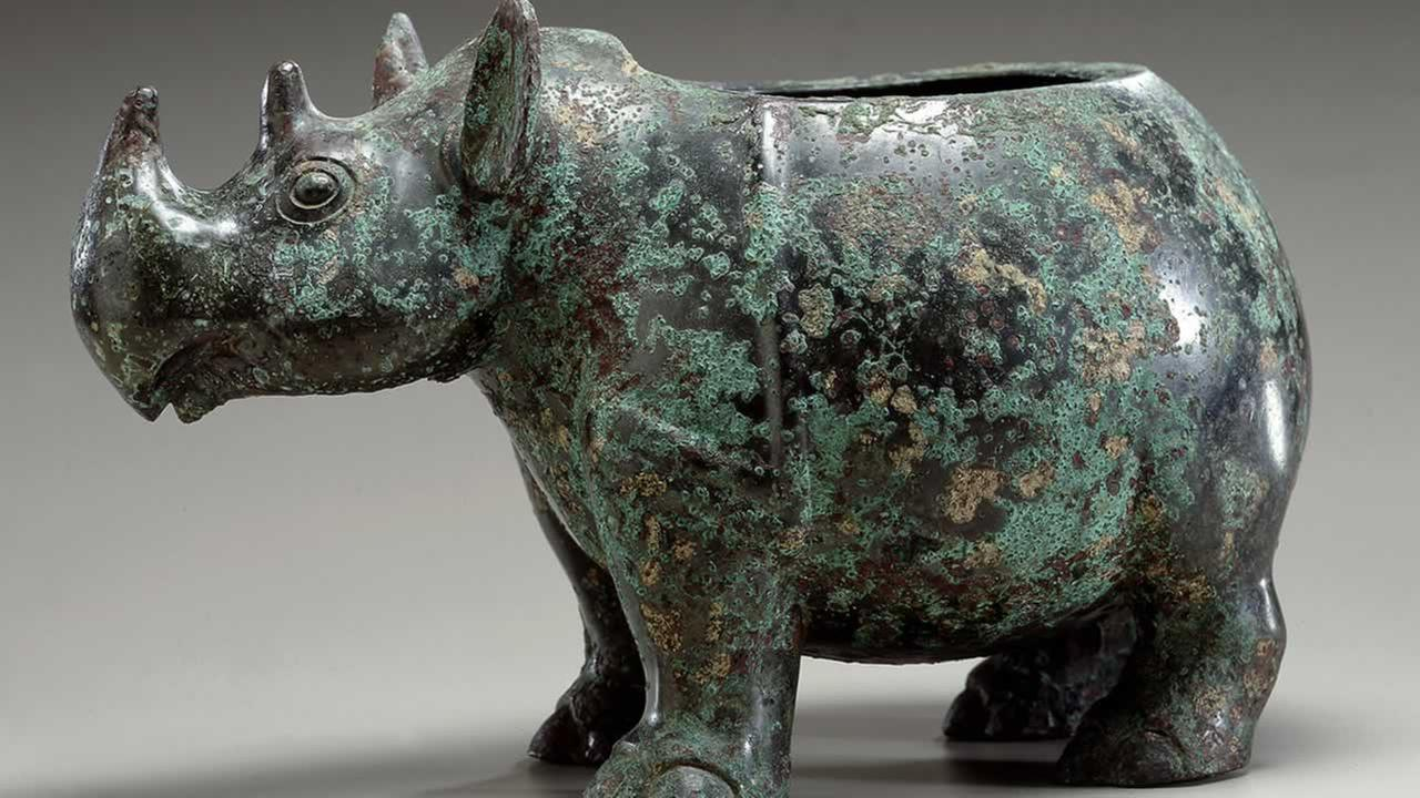 The Asian Art Museum is inviting the public to nickname a 3,000-year-old Chinese bronze ritual vessel that is shaped like a rhinoceros.