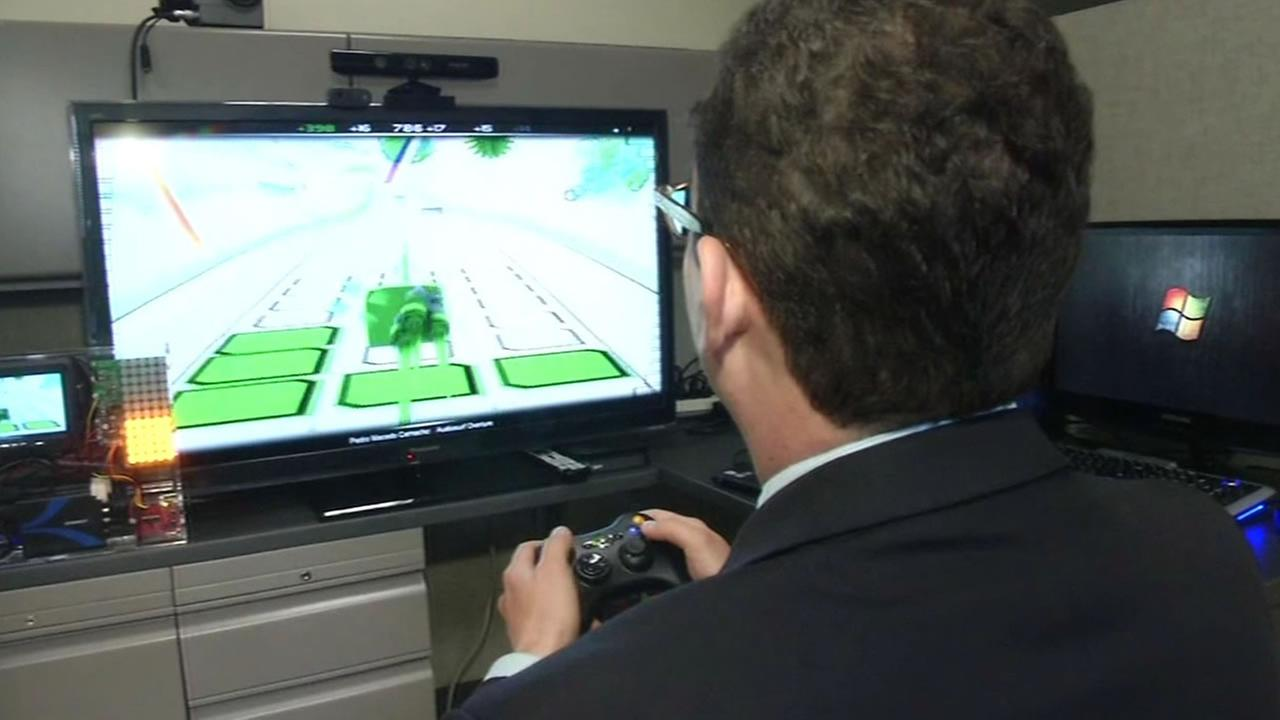 Engineers at Stanford have developed a video game controller that can sense how the player is feeling.