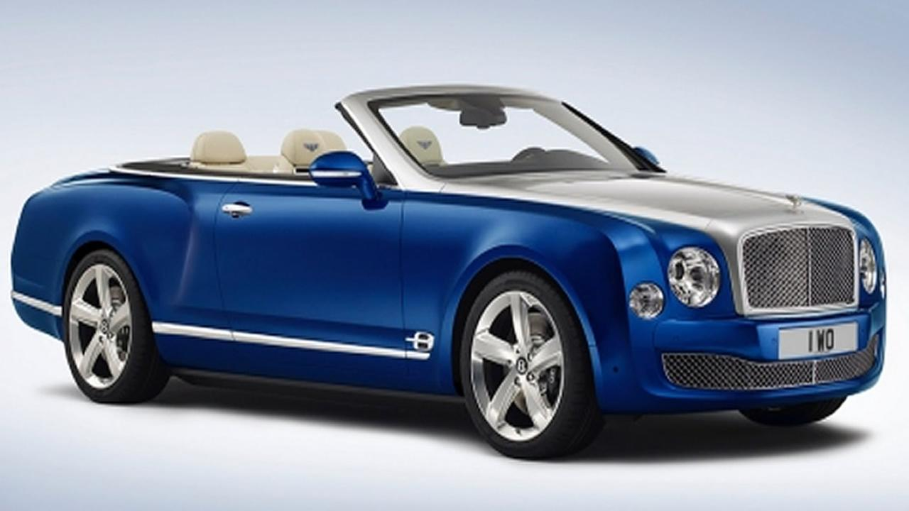 The British automaker says a handful of luxury convertibles are being produced as an extremely limited edition.