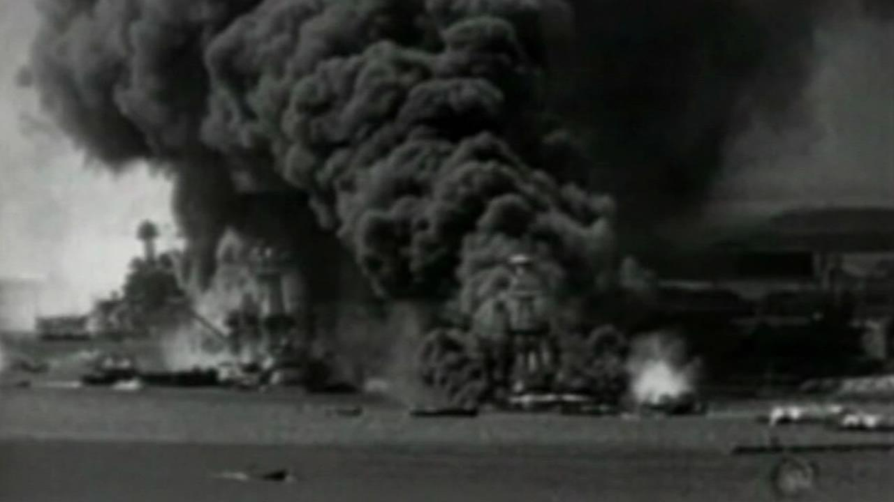 Pearl Harbor bombing