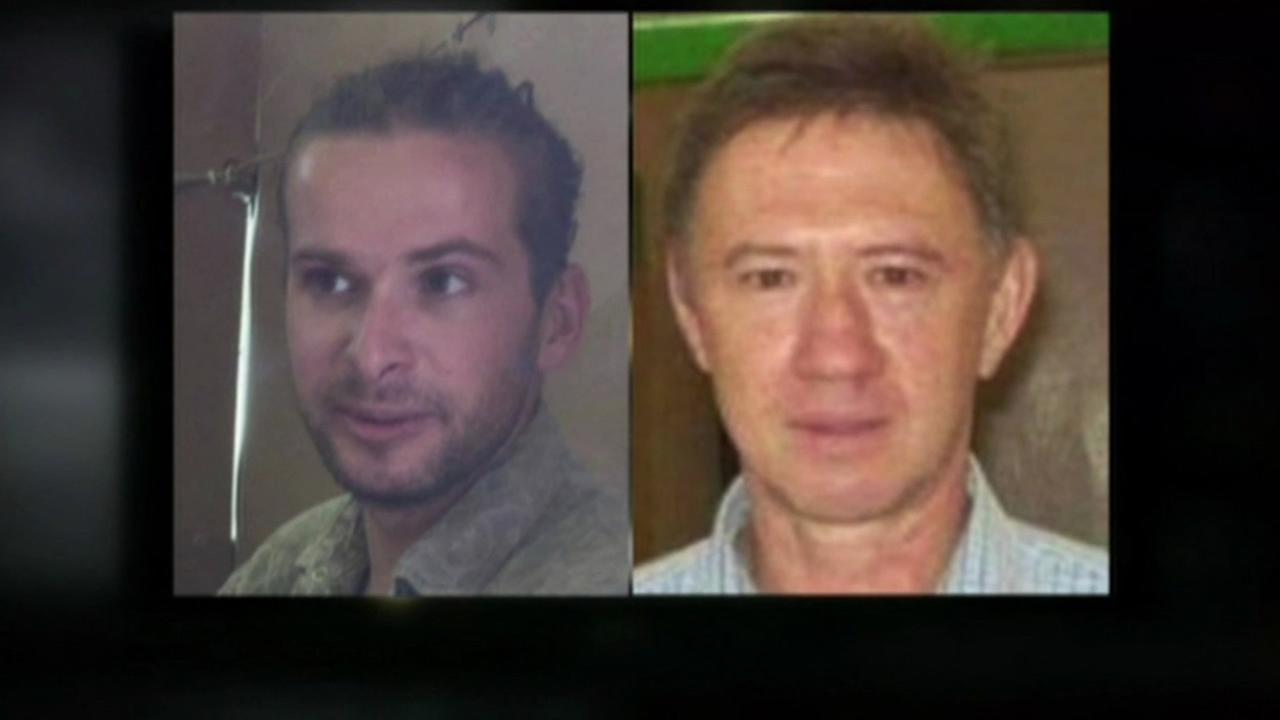 American photojournalist Luke Somers and a South African teacher and aid worker Pierre Korkie were shot by one of the al-Qaida guards during a failed rescue attempt in Yemen.