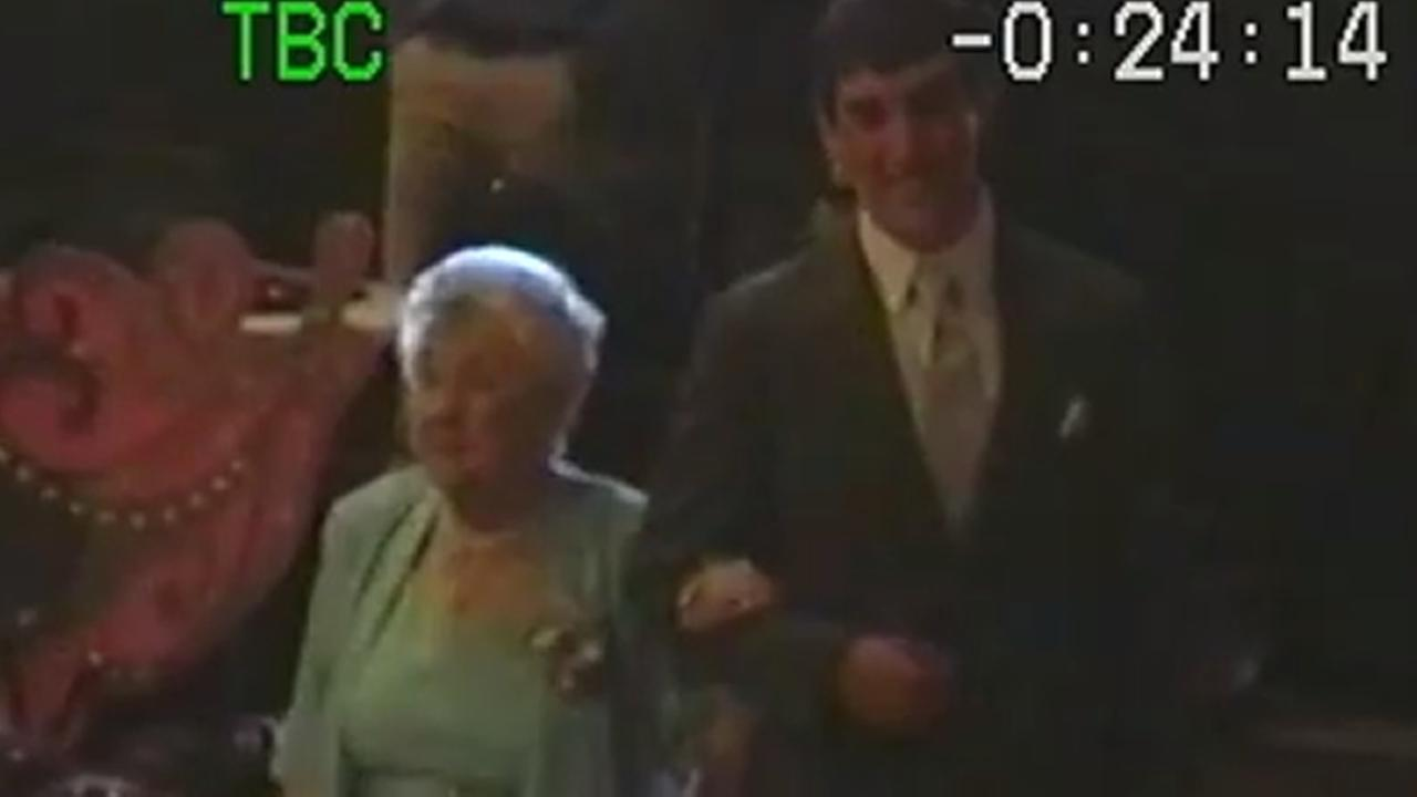 A high school senior in Ohio took his 89-year-old great-grandmother to his prom after learning she never went to hers.