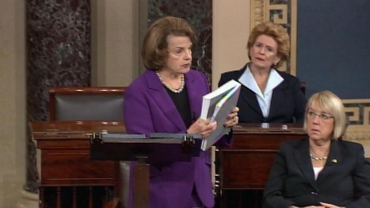 Senator Dianne Feinstein  faced resistance from the intelligence community for wanting to make the Torture Report public.