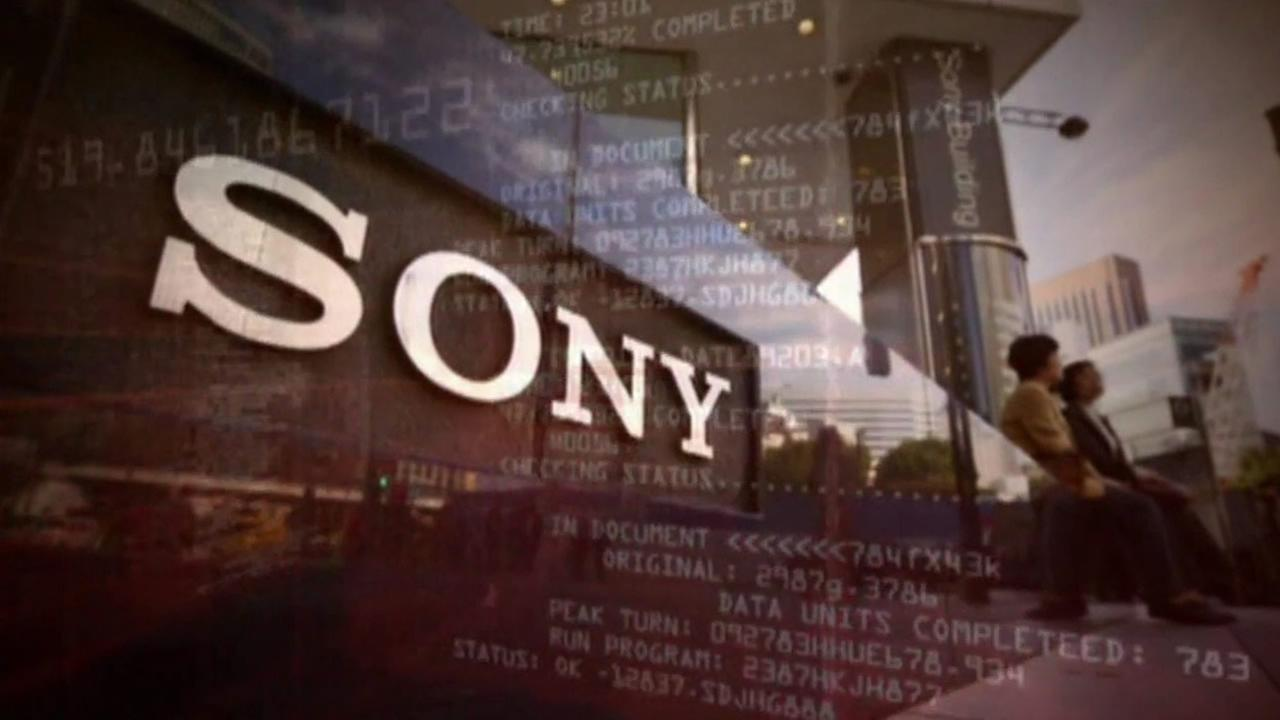 Sony Pictures deals with major cyber war.