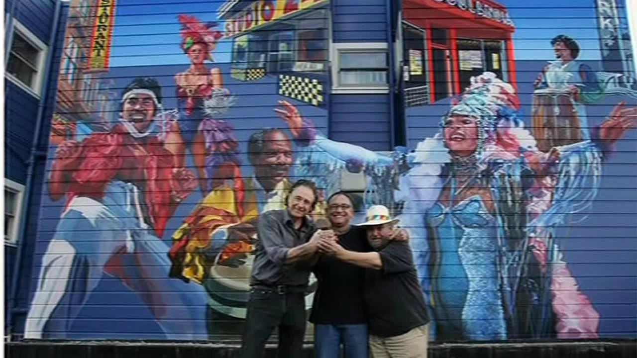 San Francisco is celebrating the restoration of its iconic Carnaval Mural in the Mission District.