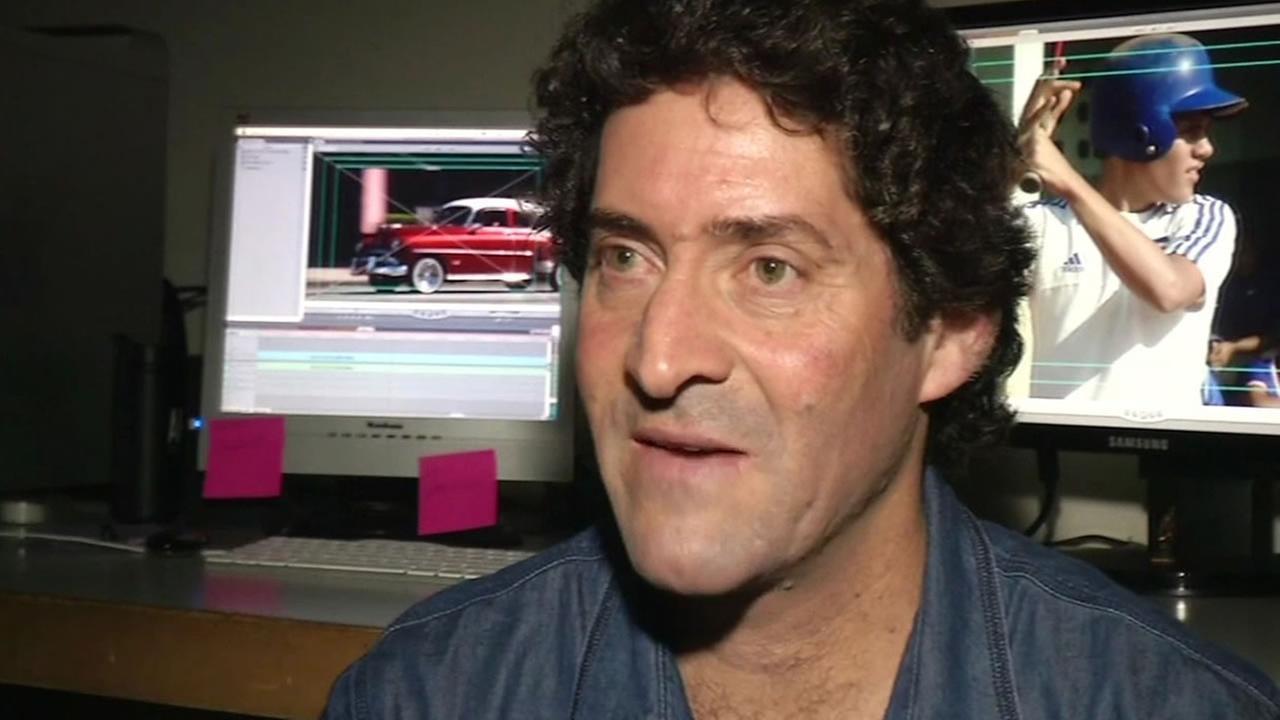 American filmmaker Ken Schneider