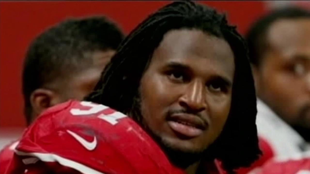 Former San Francisco 49ers defensive linebacker Ray McDonald.