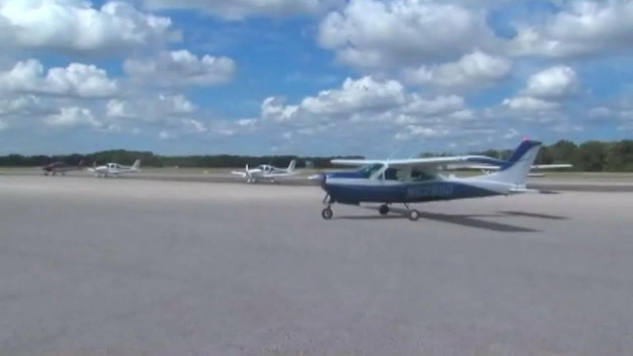 A Florida pilot says hes developing a carpooling service for air travel.