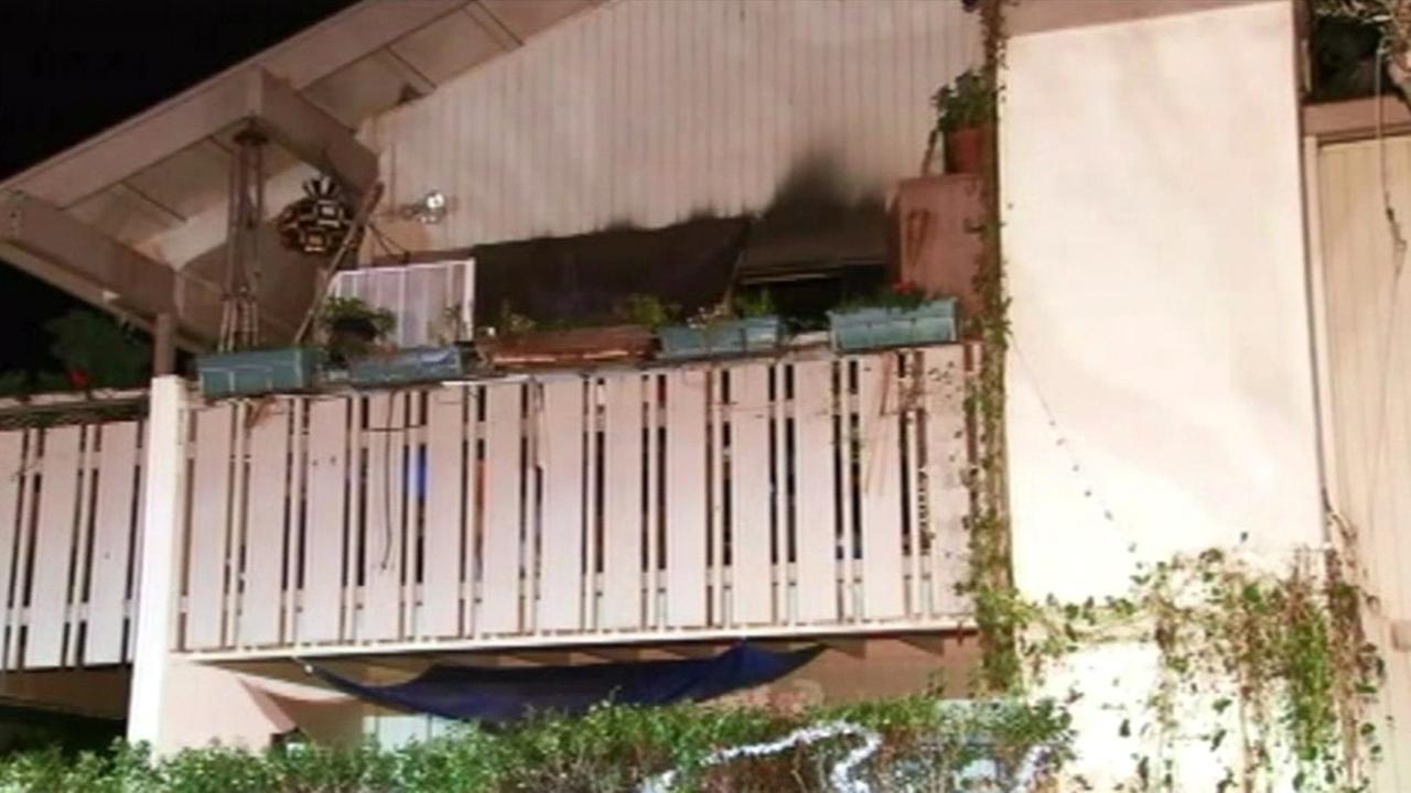 Fire at apartment in San Jose
