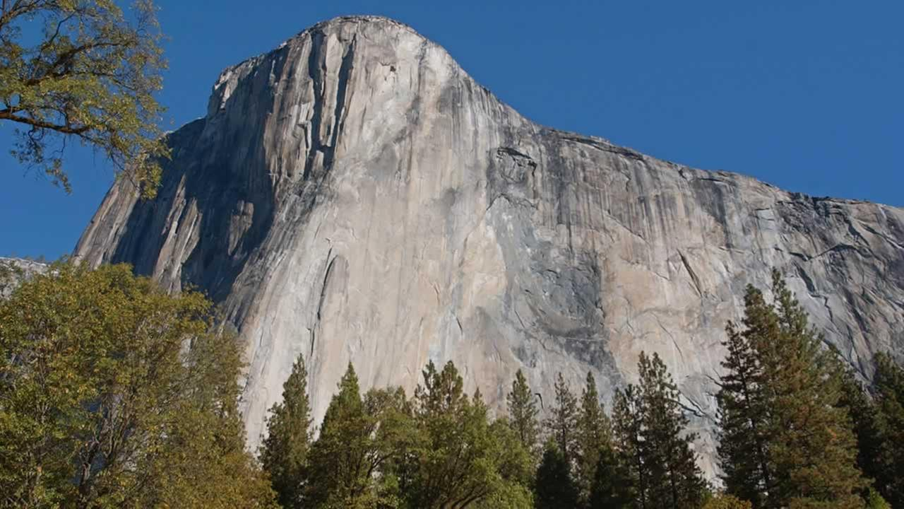 One dead, one hurt in rock fall from Yosemite's El Capitan