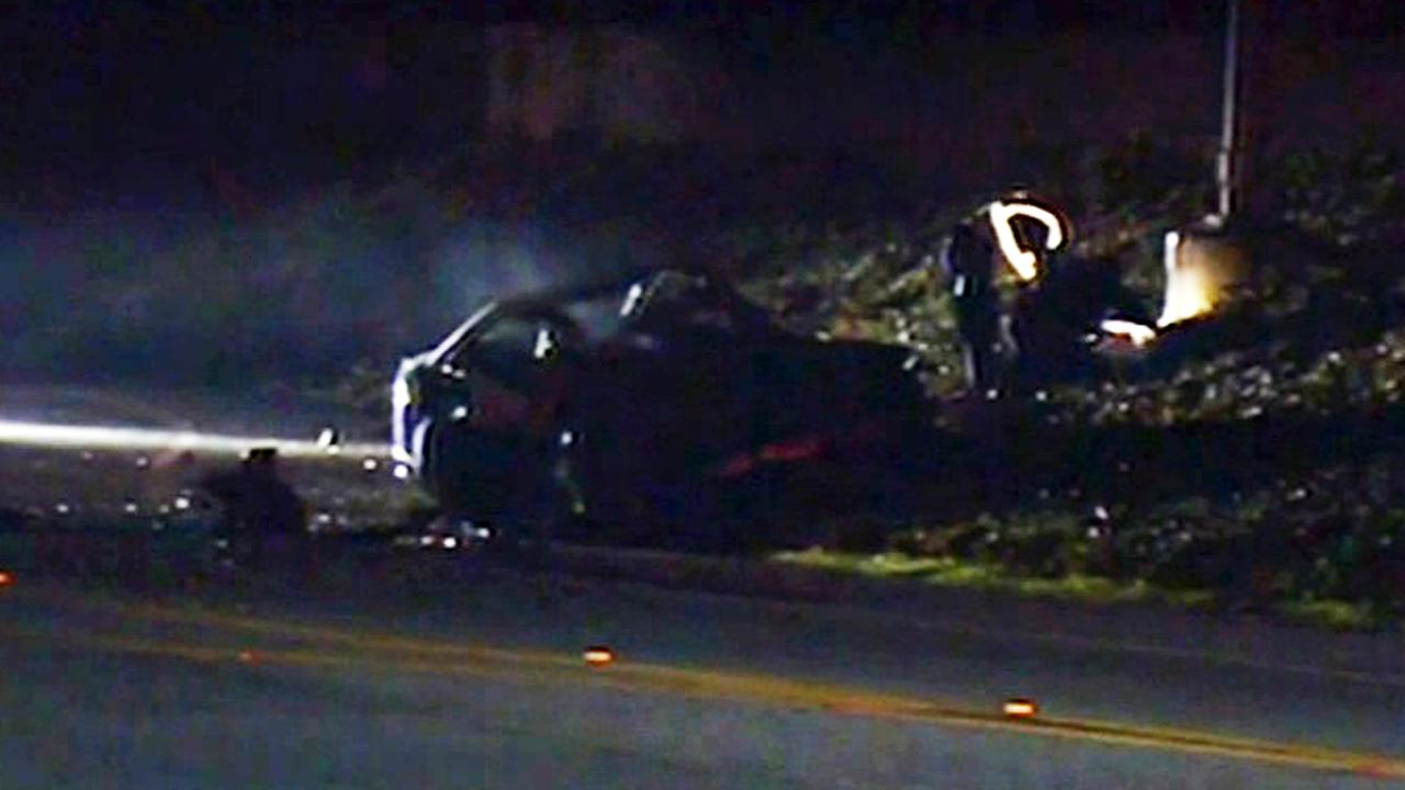 Fatal crash on Skyline Boulevard in Pacifica
