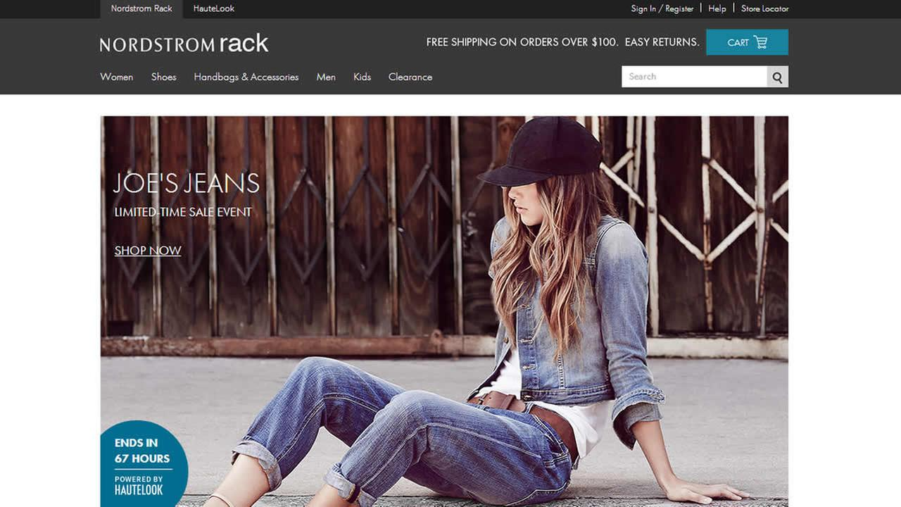 Shop Nordstrom Rack any place and time, including new markdowns and clearance. Easily search and filter by brand, size and more to find exactly what you want. Receive notifications for sale events featuring your favorite brands. Quickly find nearby Rack locations.