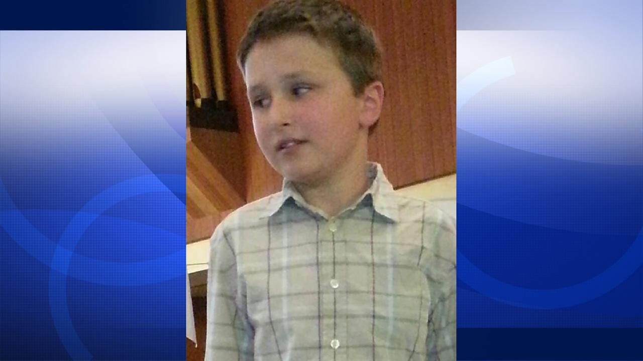 Fairfield police searching for missing 9-year-old boy Jess Ohara