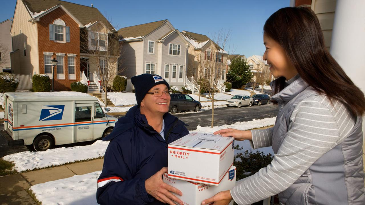 USPS 7-day package delivery in full swing in Houston as holidays ...