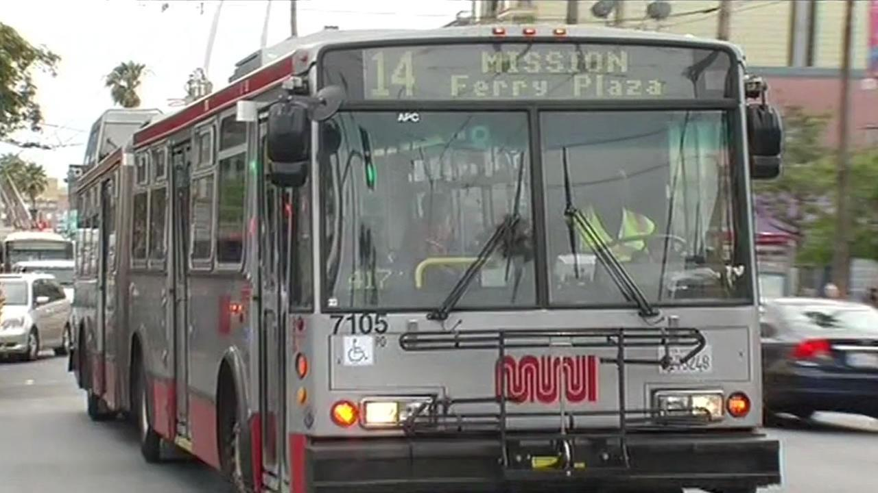 SFMTA board considers proposal on free Muni rides for seniors and disabled people