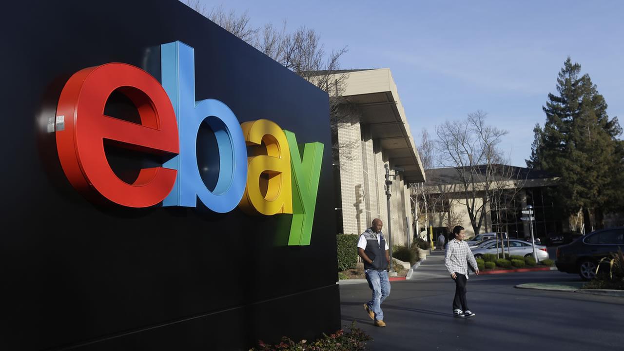 EBay exterior