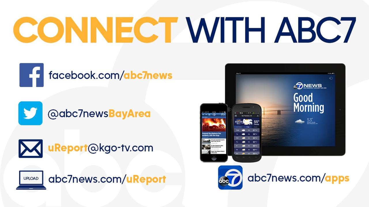 Connect with ABC7!