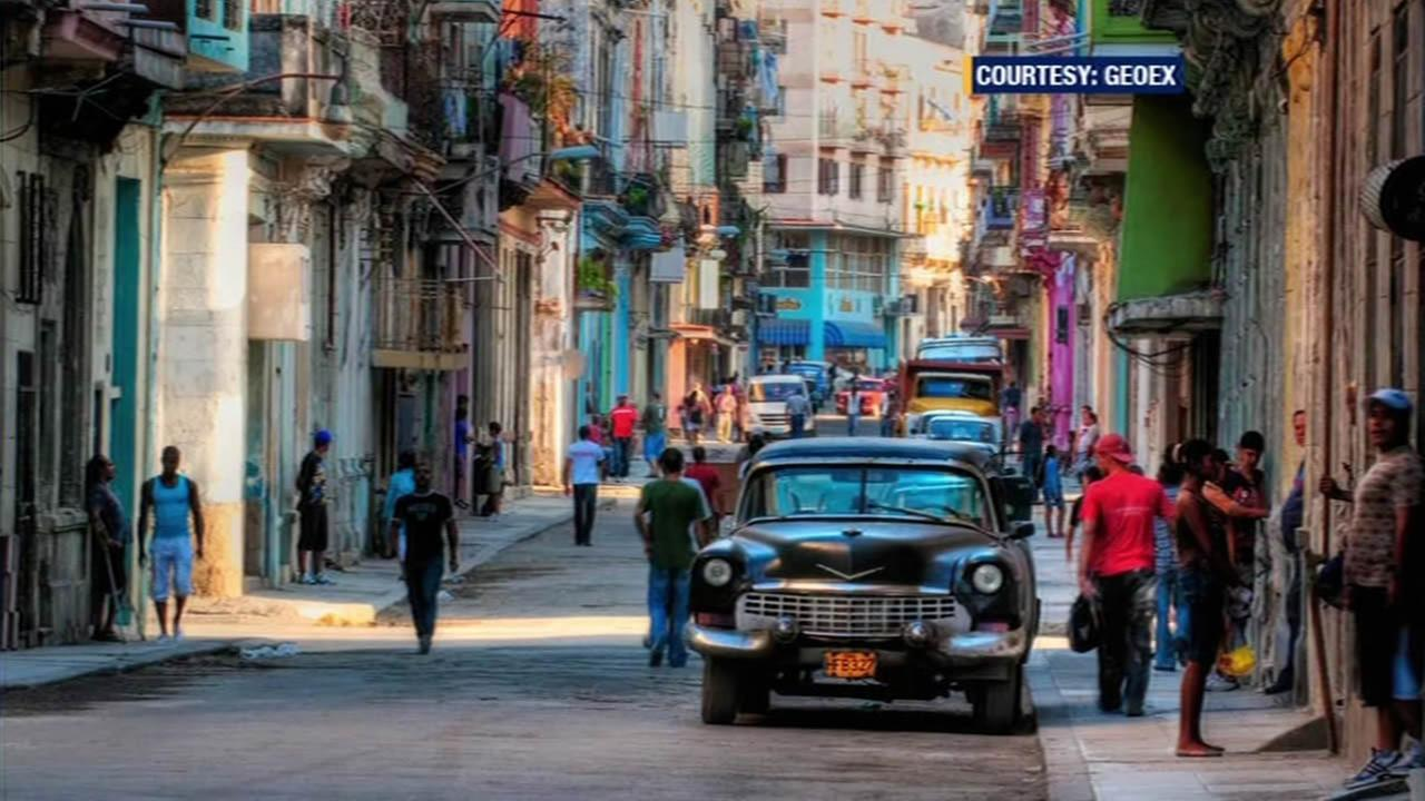 Photo of Cuba from GeoEx
