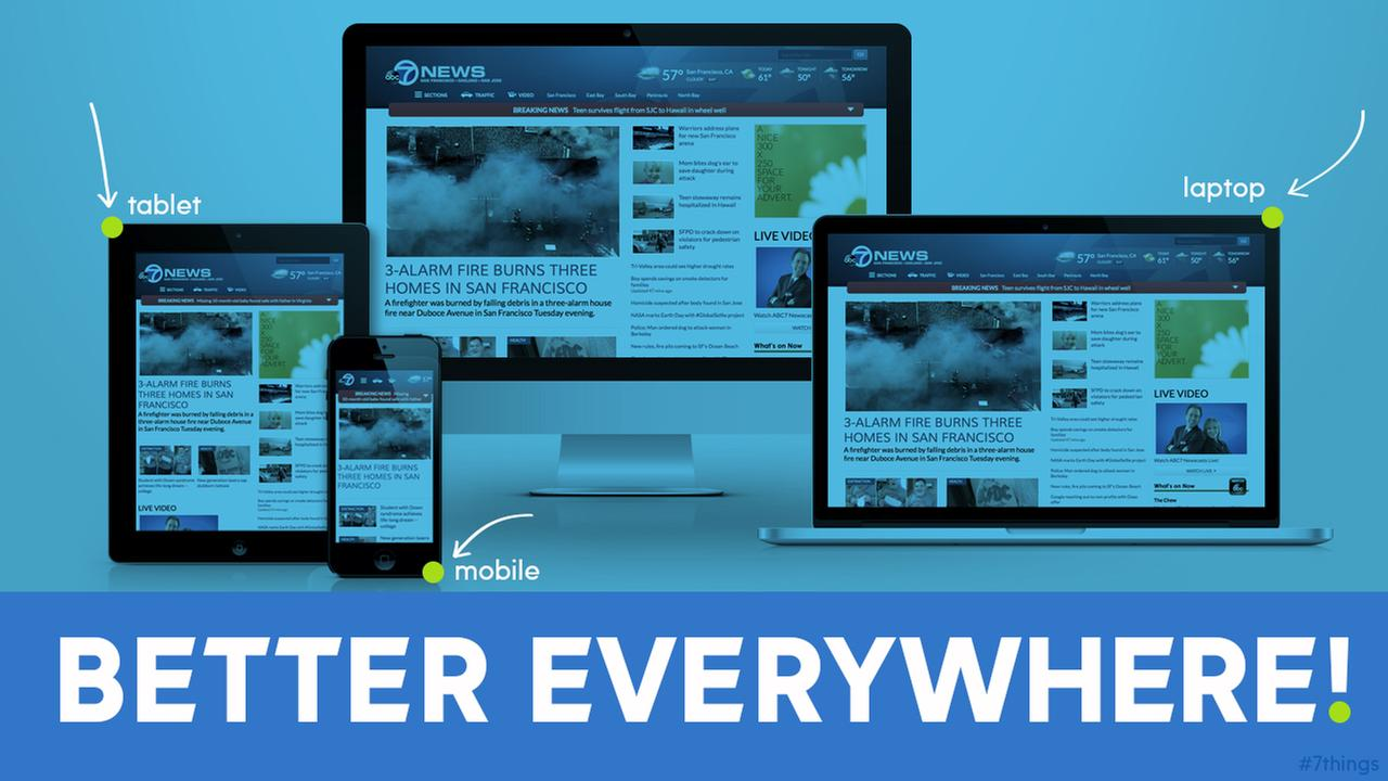 ITS BETTER EVERYWHERE: Desktop, tablet or mobile -- everything you need on all your devices!