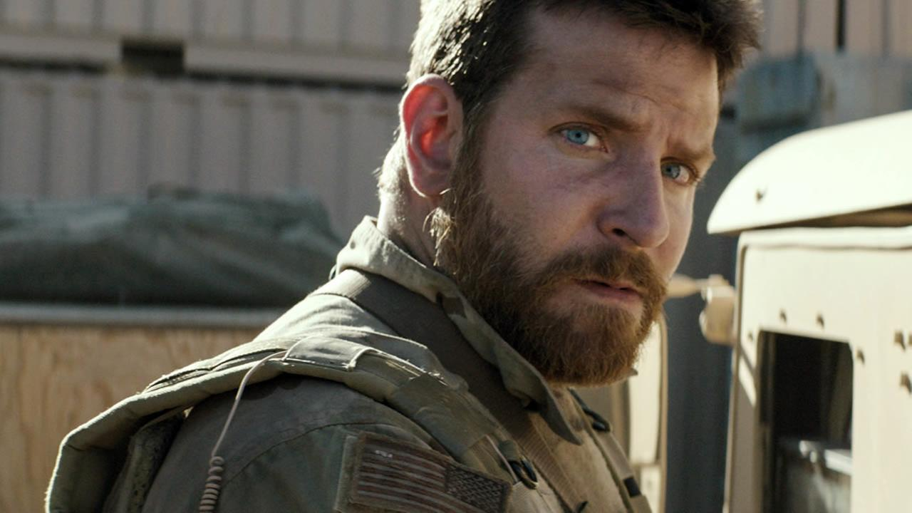 In this image released by Warner Bros. Pictures, Bradley Cooper appears in a scene from American Sniper. (AP Photo/Warner Bros. Pictures)