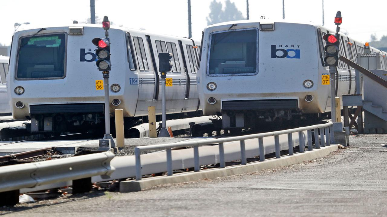 Disabled train halts Bart service at Balboa Park