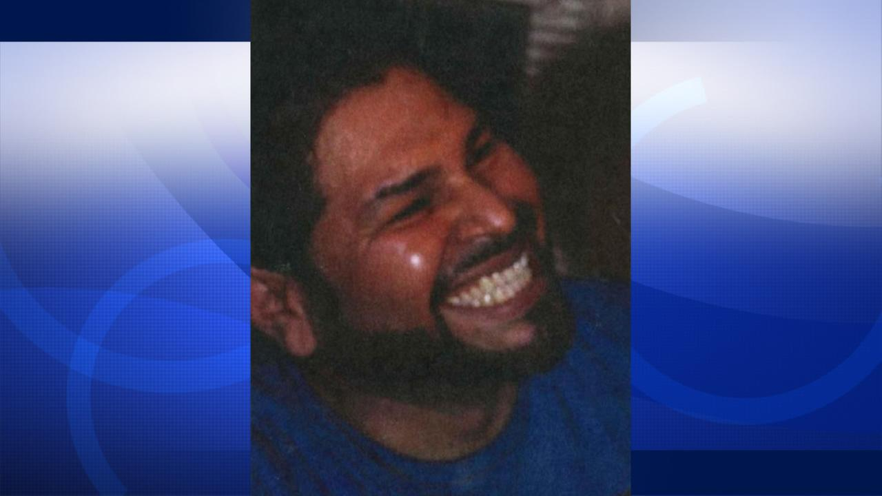 Police say Sergio Salas, 40, was last seen at the Marina Post Office in San Francisco, Calif. on Jan. 26, 2015.