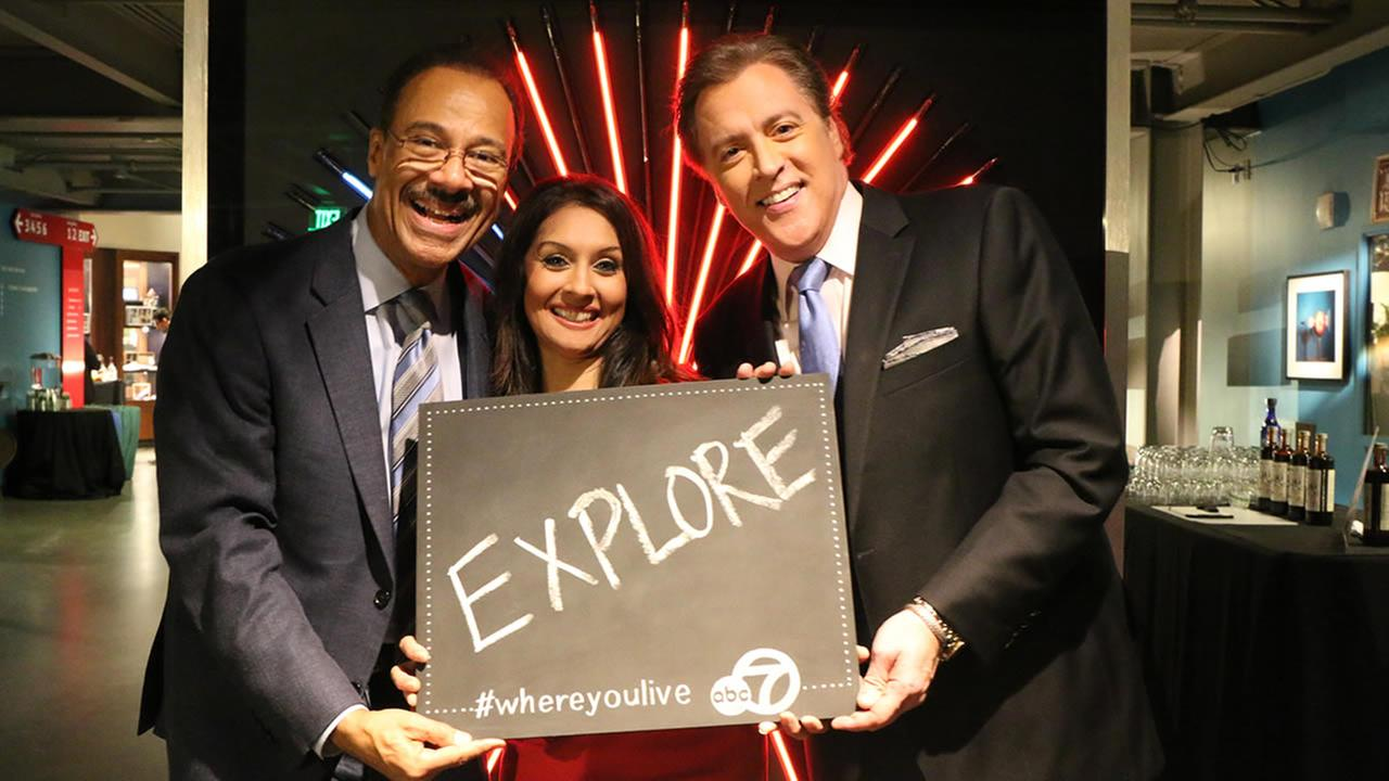 ABC7 teams up with our partners at the Exploratorium