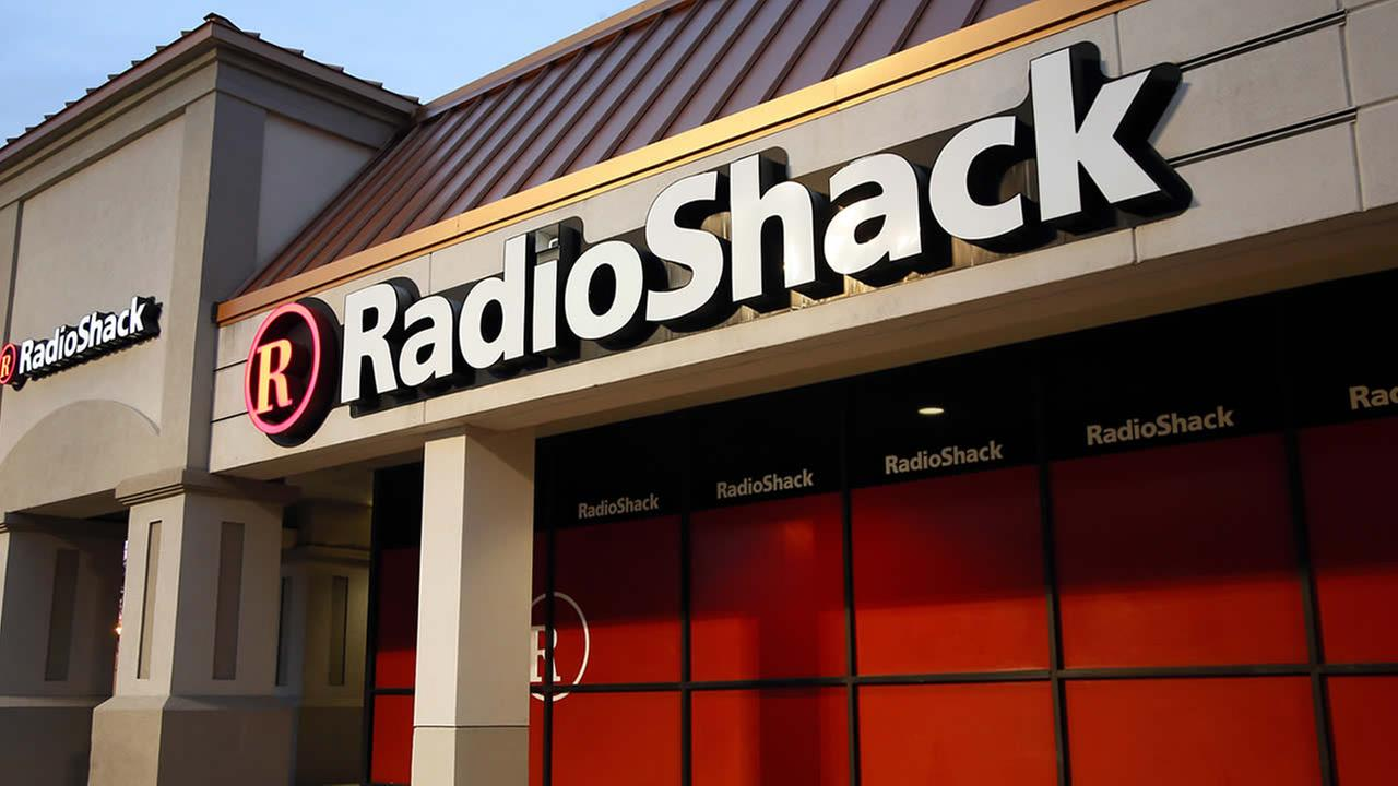 This Tuesday, Feb. 3, 2015 photo shows a RadioShack store in Dallas. (AP Photo/Tony Gutierrez)