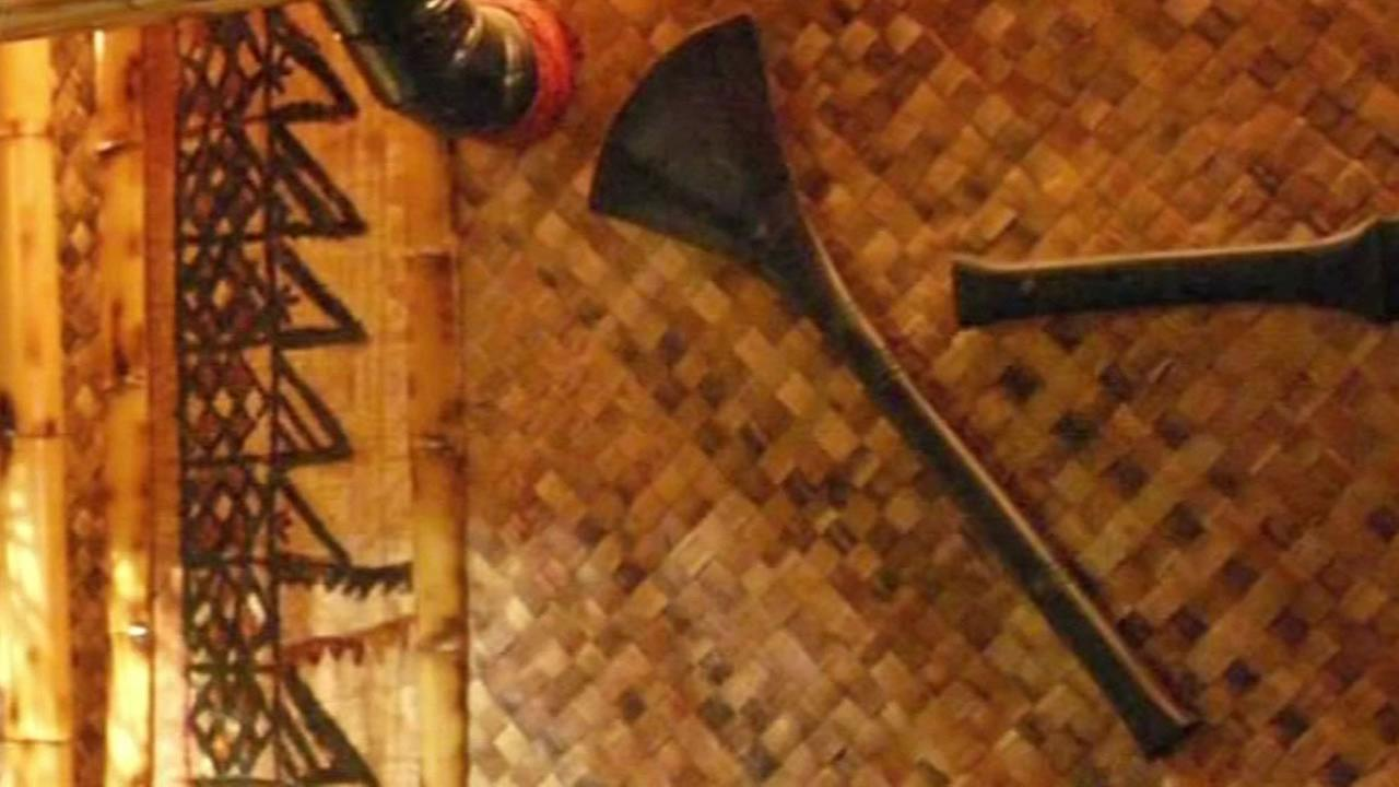 Fijian war club stolen from Smugglers Cove tiki bar in San Francisco