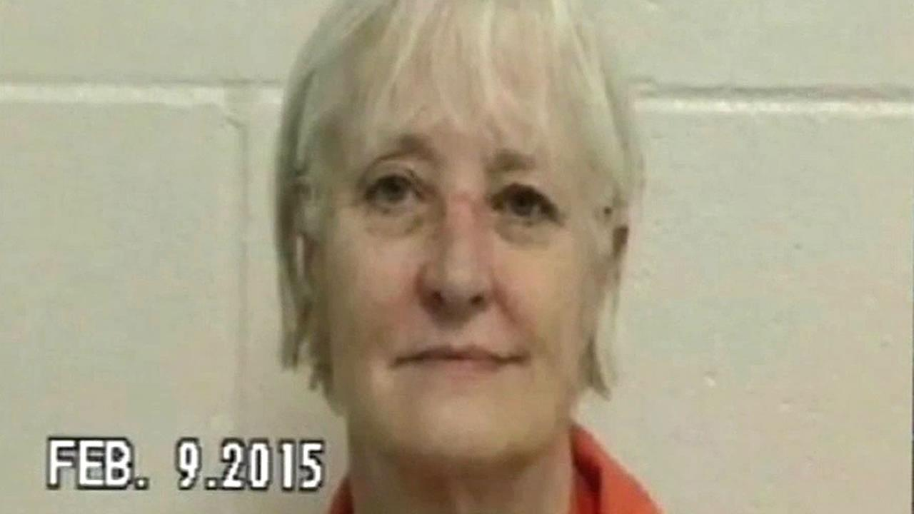 Marilyn Hartman mug shot in Florida