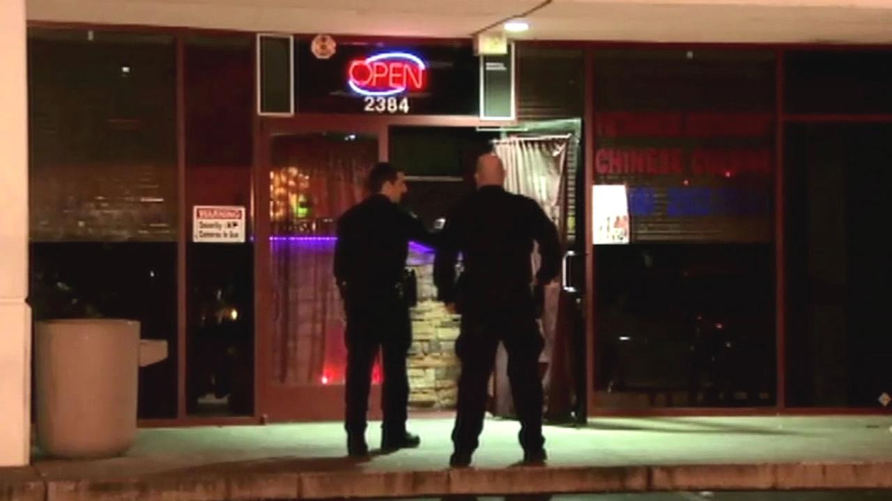 police investigate shooting at May Hong Restaurant