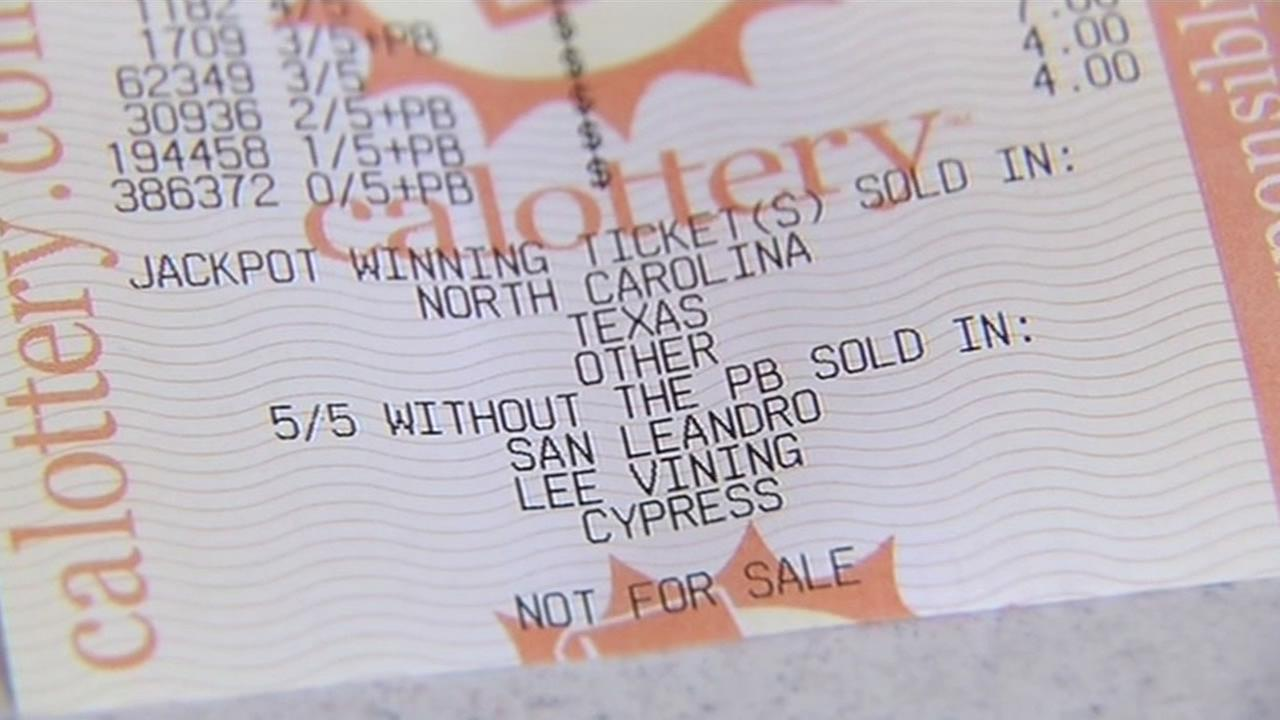 The owner of a winning Powerball ticket, sold in San Leandro, has yet to come forward to claim the $1.4 million prize.