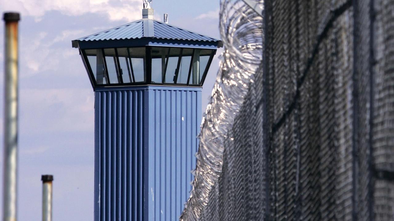 Ca prison