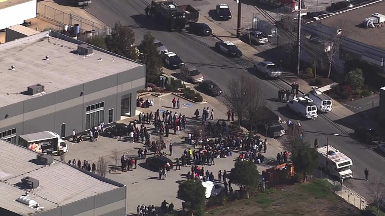Summit Preparatory Charter High School in Redwood City evacuated due to police activity