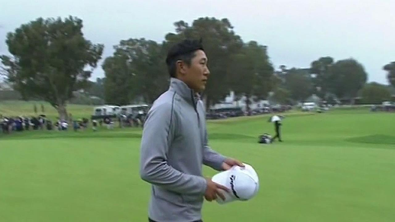 golfer James Hahn