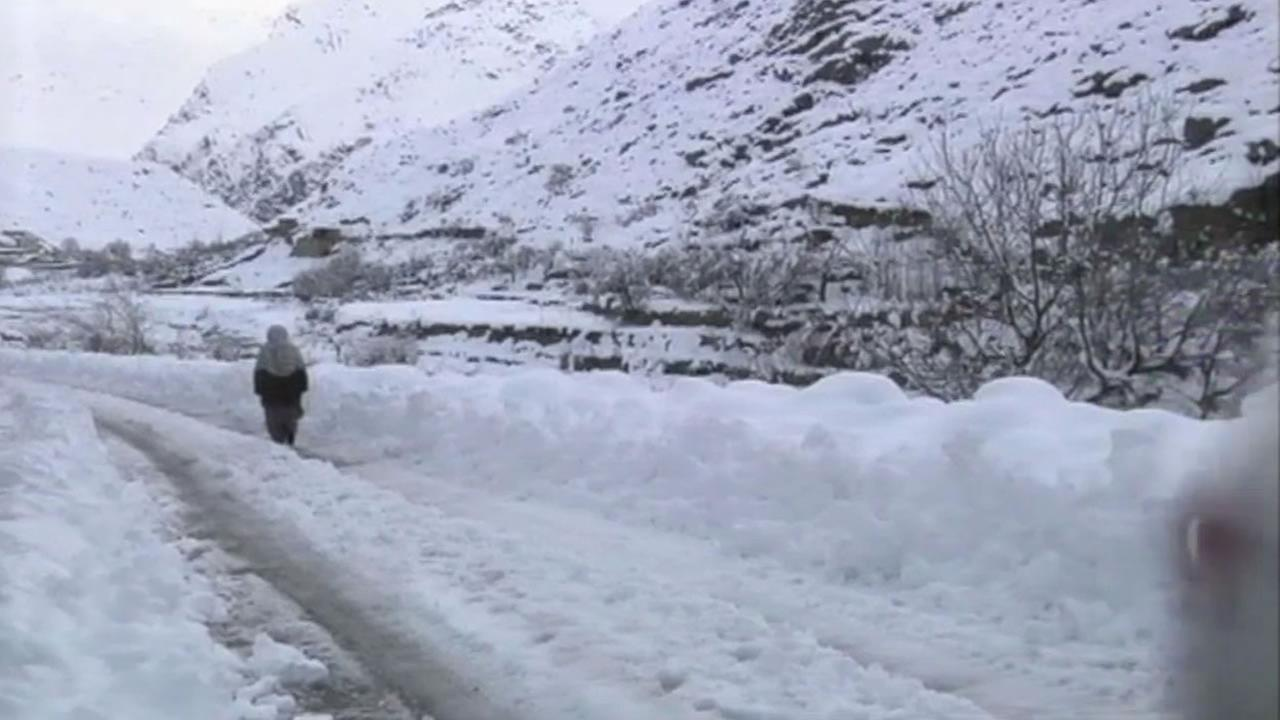 Afghanistan was hit by a number of avalanches on Wednesday. The worst of them happened about 60 miles from Kabul.