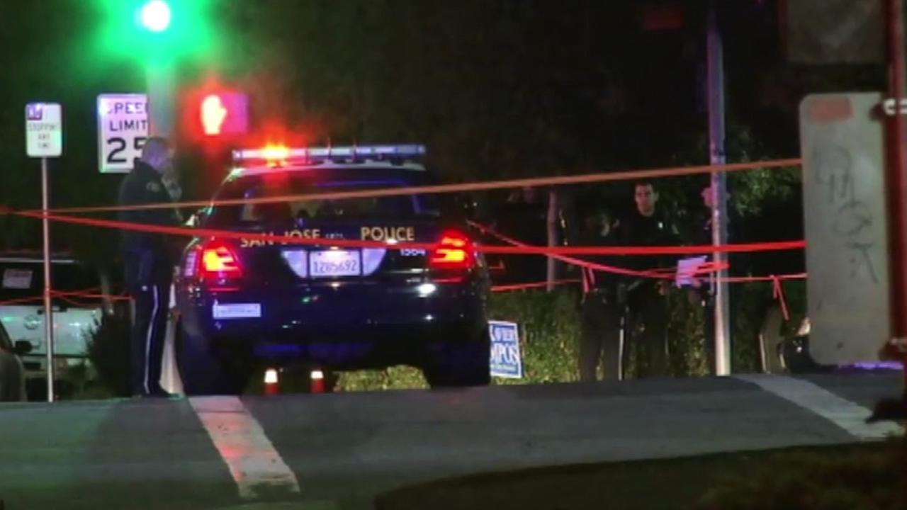 Police investigate officer-involved shooting in San Jose