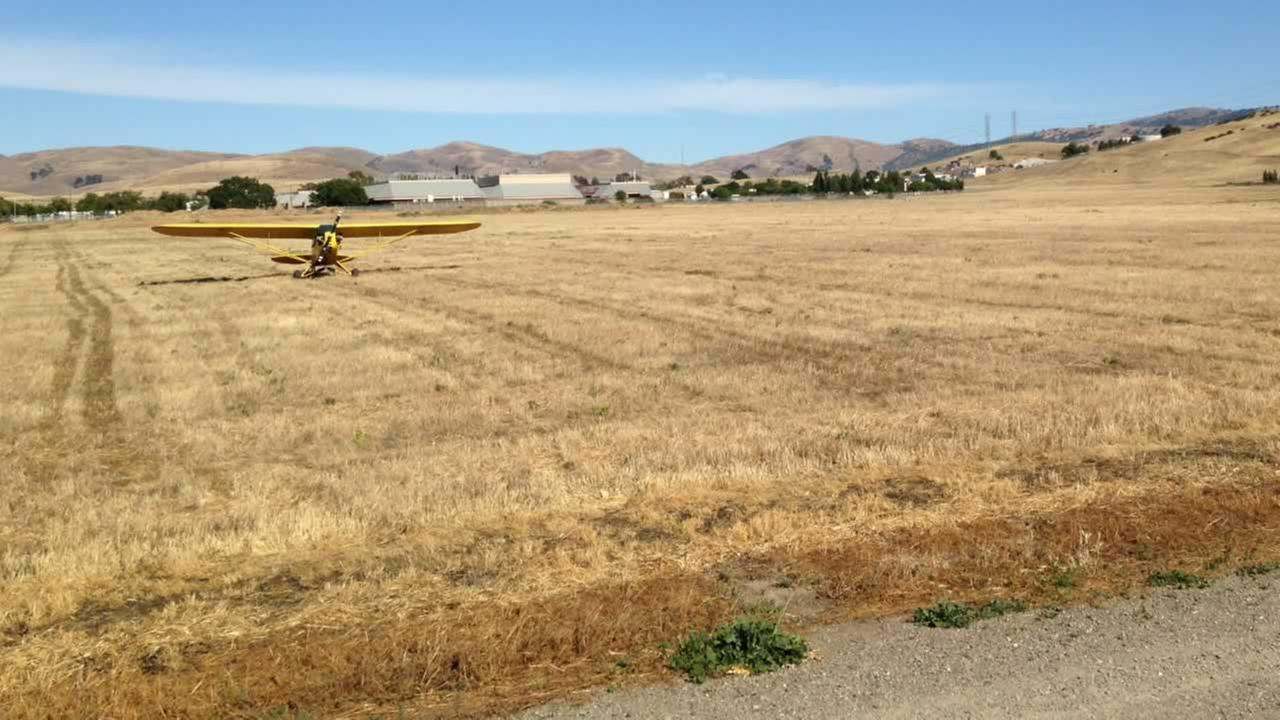 The FAA reports that a Piper J3 had engine trouble and made an emergency landing at the Sandia National Laboratories in Livermore.