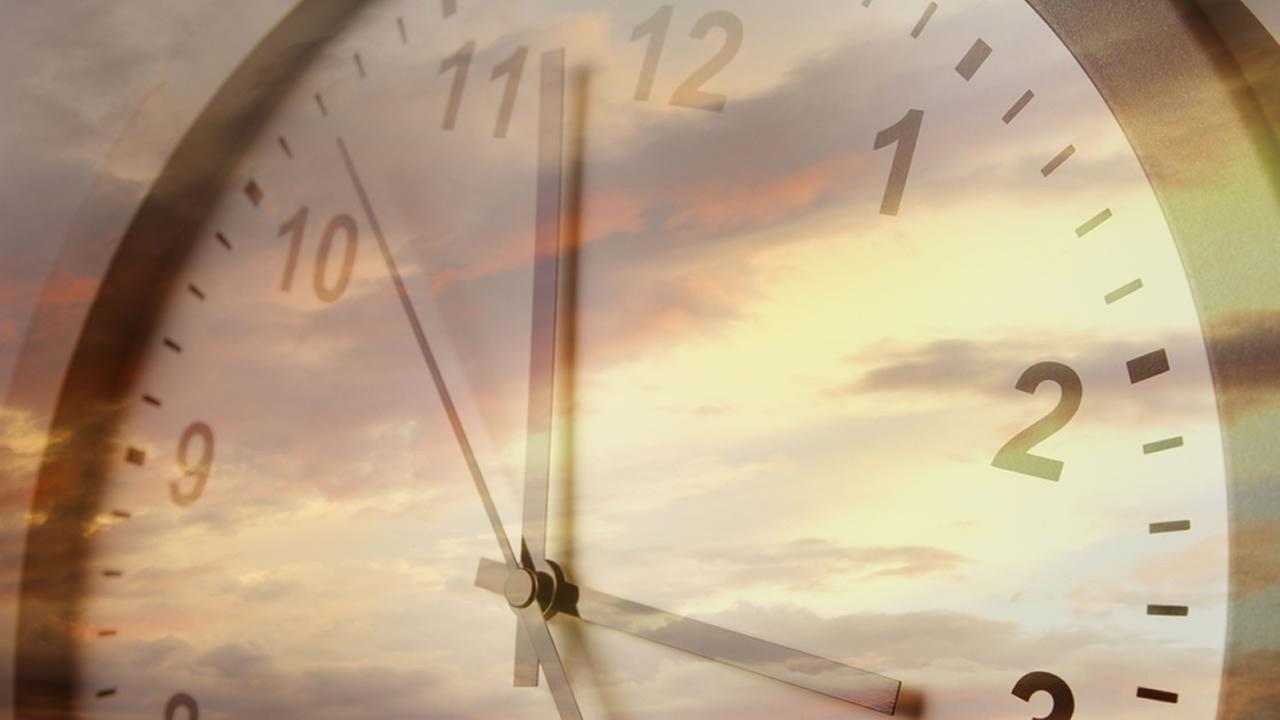 At 2 a.m. local time on March 8, clocks will spring forward one hour.