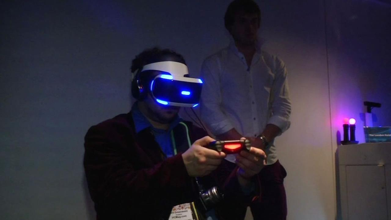 Virtual reality wars are heating up at the Game Developers Conference in San Francisco.