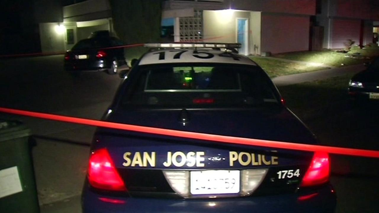 San Jose police looking for suspects after