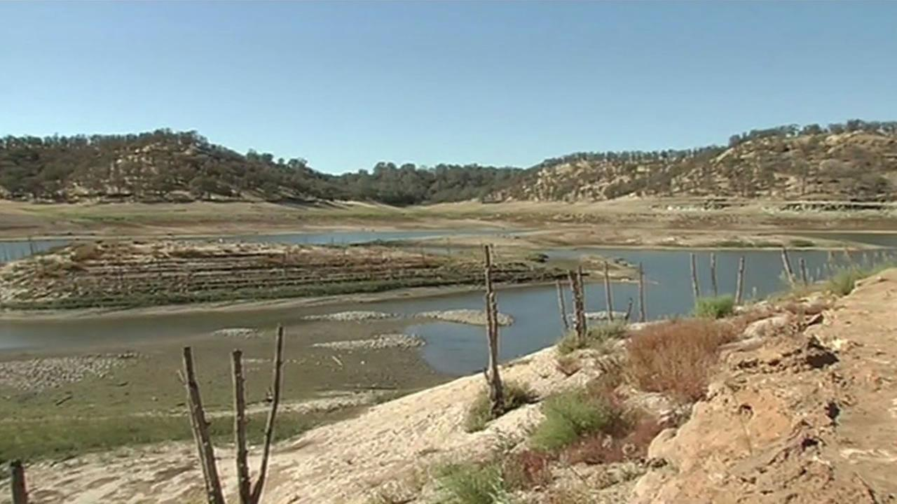 The California drought is as bad as it looks, according to East Bay MUD, which supplies water to 1.3 million people in the Bay Area.