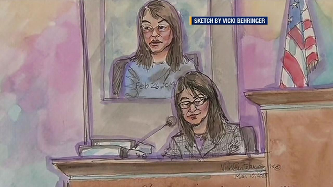 An attorney for the firm Kleiner Perkins Caufield and Byers questioned Ellen Pao on Thursday about her actions.
