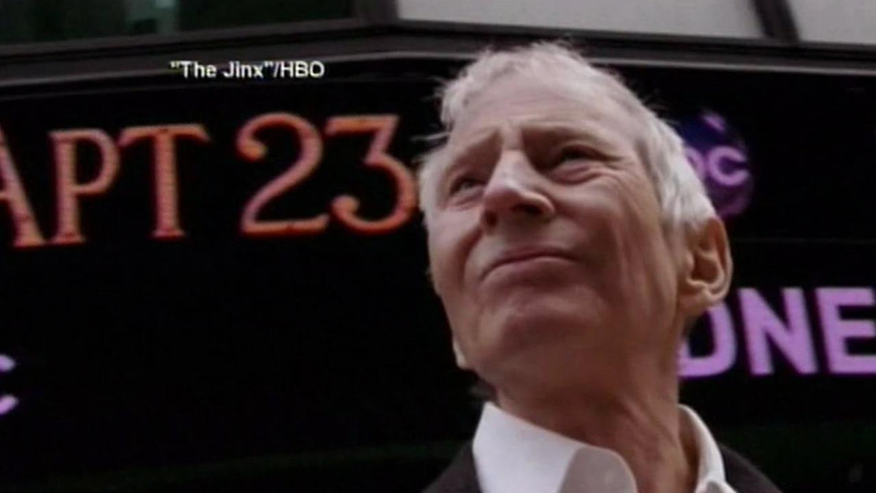 Robert Durst, 71, is seen in HBOs true-crime documentary called The Jinx: The Life and Deaths of Robert Durst.