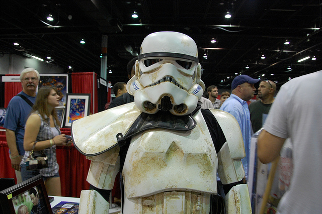 "<div class=""meta image-caption""><div class=""origin-logo origin-image none""><span>none</span></div><span class=""caption-text"">This undated image shows a cosplayer at a Wizard World event. (Wizard World)</span></div>"