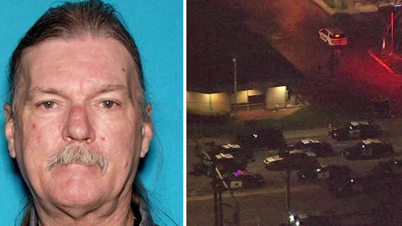 Police have identified the suspect accused of fatally shooting a veteran San Jose police officer March 24, 2015 as 57-year-old Scott Dunham.